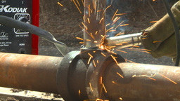 HD2009-5-2-23 welding Footage
