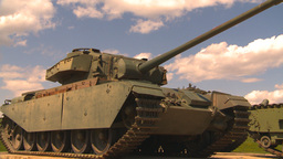 HD2009-5-6-4 centurion tank Footage