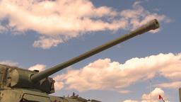 HD2009-5-6-4 centurion tank Stock Video Footage