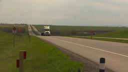 HD2009-5-6-18 TN truck Stock Video Footage