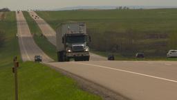 HD2009-5-6-20 TN truck Stock Video Footage