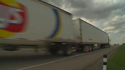 HD2009-5-6-26 TN truck Stock Video Footage
