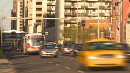 HD2009-5-10-8 traffic hispd Stock Video Footage