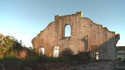 HD2009-11-1-13 Alcatraz ruins Footage