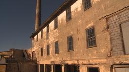 HD2009-11-1-15 Alcatraz ruins Stock Video Footage