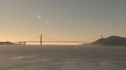 HD2009-11-1-27 Golden gate bridge Stock Video Footage