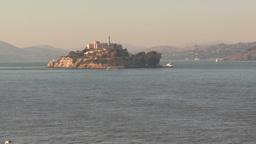 HD2009-11-2-2 Alcatraz island Stock Video Footage