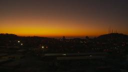 HD2009-11-4-5 Mazatlan at night Stock Video Footage