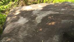 HD2009-11-5-24 petroglyphs x3 Footage