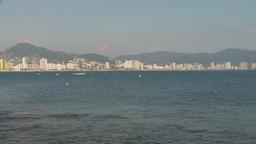 HD2009-11-5-37 Aculpoco skyline and beach Footage