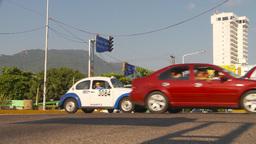 HD2009-11-7-8 Aculpoco traffic Stock Video Footage