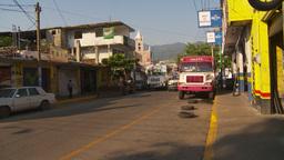 HD2009-11-7-14 Aculpoco neighborhood Stock Video Footage