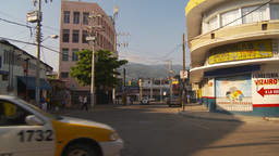 HD2009-11-7-18 Aculpoco neighborhood Stock Video Footage