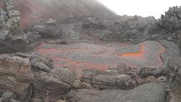 HD2009-11-8-25 guatemala lava Footage
