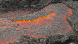 HD2009-11-8-27 guatemala lava Stock Video Footage