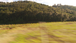 HD2009-11-8-36 guatemala drivepast farm Stock Video Footage