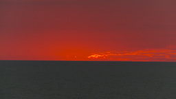 HD2009-11-8-40 sunset Stock Video Footage