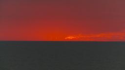 HD2009-11-8-40 sunset Stock Video Footage