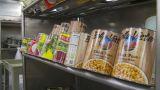 HD2009-11-9-7 Food Prep #1 stock footage