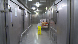 HD2009-11-9-9 food storage montage Stock Video Footage