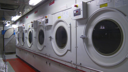 HD2009-11-9-15 industrial laundry machines Footage