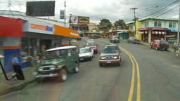 HD2009-11-11-28 driving through CR town Footage