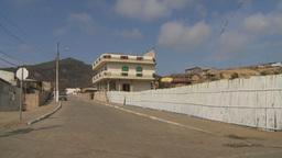 HD2009-11-13-6 small village Ecuador Stock Video Footage