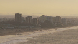 HD2009-11-14-8 condos on beach Manta Stock Video Footage
