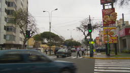 HD2009-11-15-21 traffic Stock Video Footage