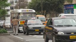 HD2009-11-15-23 traffic Stock Video Footage