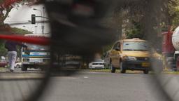 HD2009-11-15-25b traffic Stock Video Footage