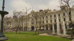 HD2009-11-15-45 Plaza San Martin Lima Footage