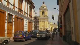 HD2009-11-16-8 streetlife Lima Footage