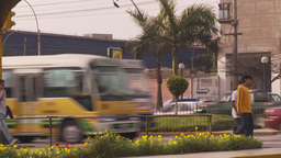 HD2009-11-16-30 bus traffic Footage