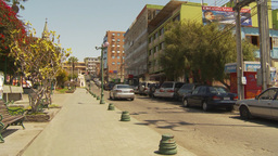 HD2009-11-18-19 Arica streetlife traffic Footage