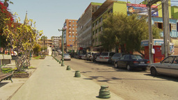 HD2009-11-18-19 Arica streetlife traffic Stock Video Footage