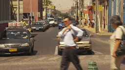 HD2009-11-18-21 Arica streetlife traffic Footage