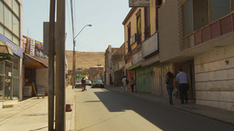 HD2009-11-18-29 Arica streetlife traffic Footage