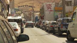 HD2009-11-18-31 Arica streetlife traffic Stock Video Footage