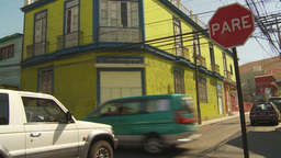 HD2009-11-18-35 Arica streetlife traffic Footage