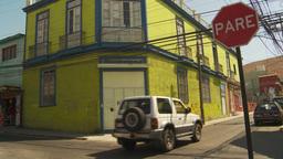 HD2009-11-18-35 Arica streetlife traffic Stock Video Footage