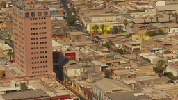 HD2009-11-18-43 Arica aerial city Z Stock Video Footage