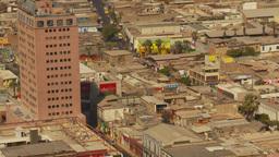 HD2009-11-18-43 Arica aerial city Z Footage