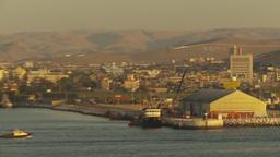 HD2009-11-19-7 Arica city Zback Stock Video Footage
