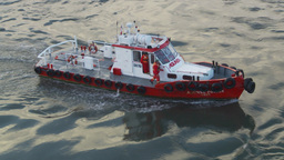 HD2009-11-19-13 pilot boat Footage