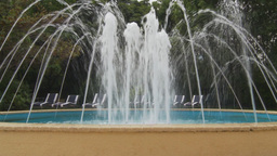 HD2009-11-24-1 water fountain Stock Video Footage