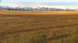 HD2009-10-6-20 wind turbines Stock Video Footage