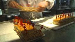 HD2009-9-2-2 restaraunt food x3 ビデオ