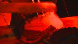 HD2009-9-2-2 restaraunt food x3 Stock Video Footage