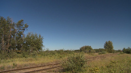 HD2009-9-31-20 steam train TL Stock Video Footage